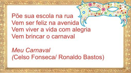 frases de carnaval