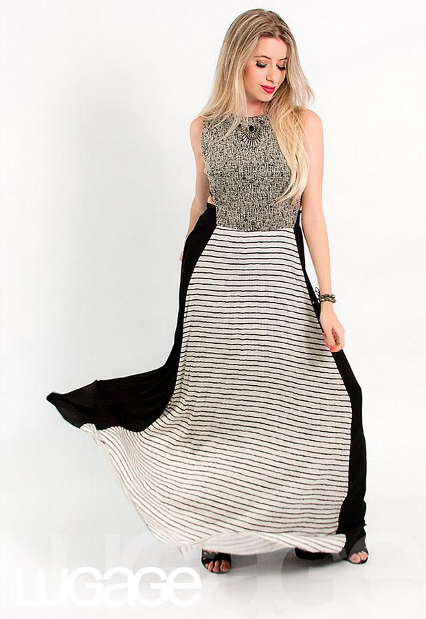 vestilo-longo-preto-e-branco